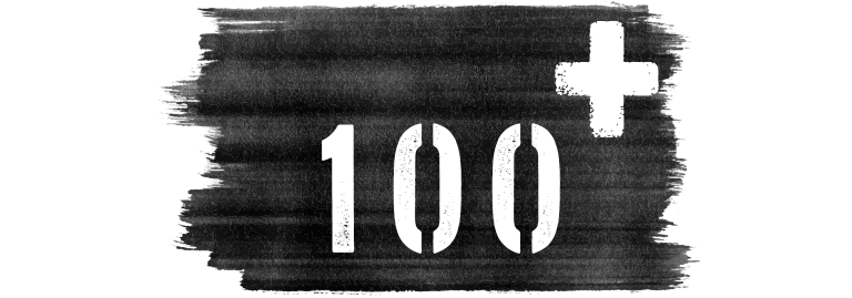 100 Elite Tätowierer und Künstler