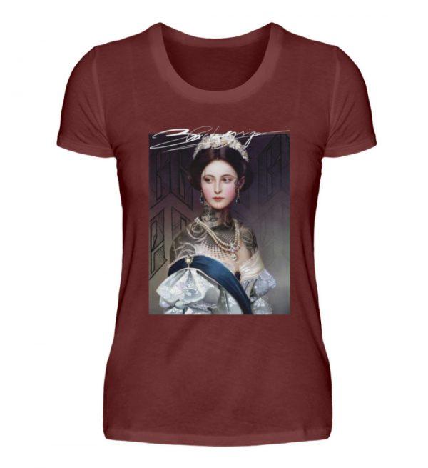 Portrait Collection by Marksoffink - No1 - Damen Premiumshirt-3192