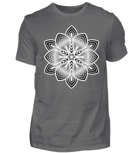 Mandala Collection by Woxtattoo - Black - Herren Premiumshirt-627