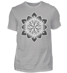 Mandala Collection by Woxtattoo - Black - Herren Premiumshirt-2998