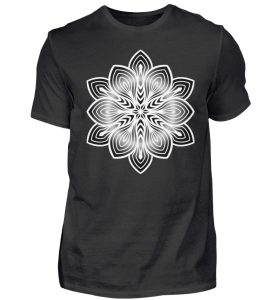 Mandala Collection by Woxtattoo - Black - Herren Premiumshirt-16