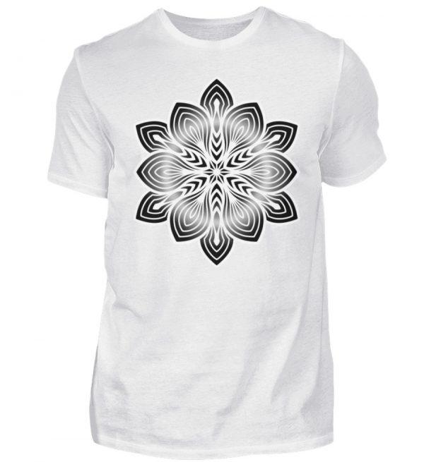 Mandala Collection by Woxtattoo - Black - Herren Premiumshirt-3