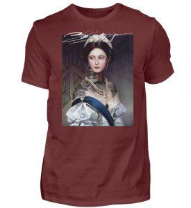 Portrait Collection by Marksoffink - No1 - Herren Premiumshirt-3192