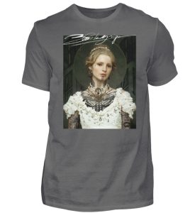 Portrait Collection by Marksoffink - No3 - Herren Premiumshirt-627