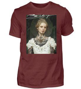 Portrait Collection by Marksoffink - No3 - Herren Premiumshirt-3192