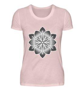 Mandala Collection by Woxtattoo - Black - Damen Premiumshirt-5949