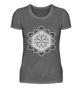 Mandala Collection by Woxtattoo - Black - Damen Premiumshirt-627