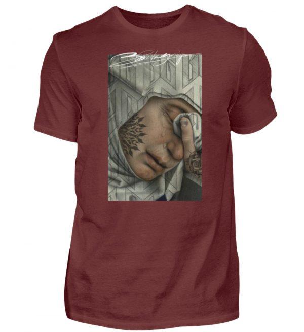Portrait Collection by Marksoffink - No2 - Herren Premiumshirt-3192