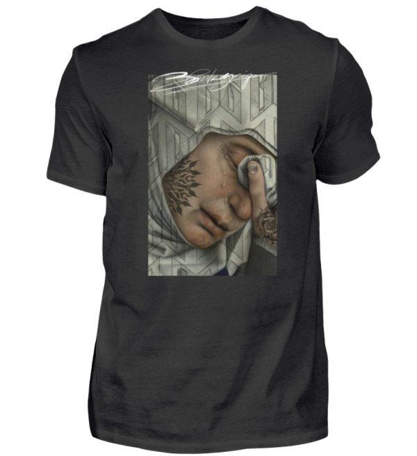 Portrait Collection by Marksoffink - No2 - Herren Premiumshirt-16