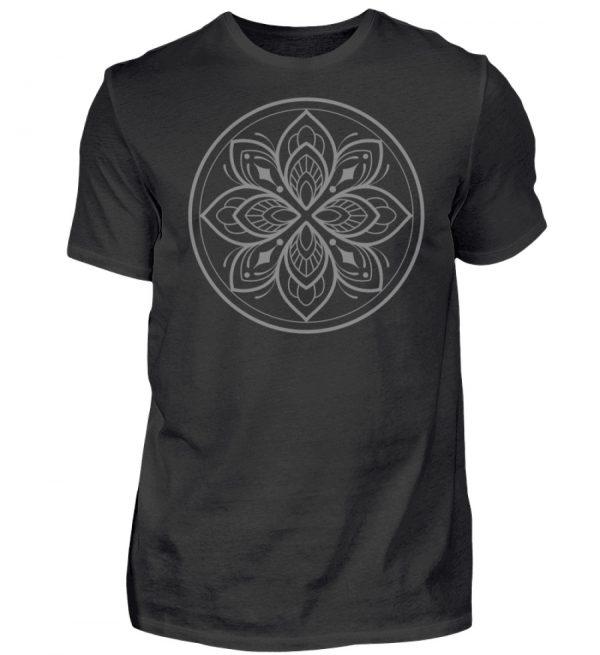 Mandala Collection by Woxtattoo - Gray - Herren Premiumshirt-16