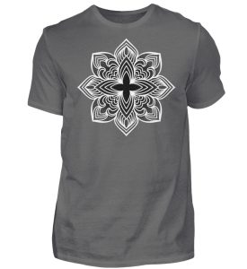 Mandala Collection by Woxtattoo - Dots - Herren Premiumshirt-627