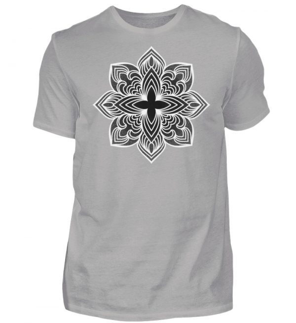 Mandala Collection by Woxtattoo - Dots - Herren Premiumshirt-2998