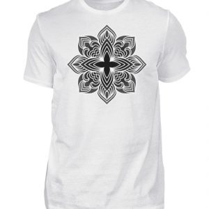 Mandala Collection by Woxtattoo - Dots - Herren Premiumshirt-3