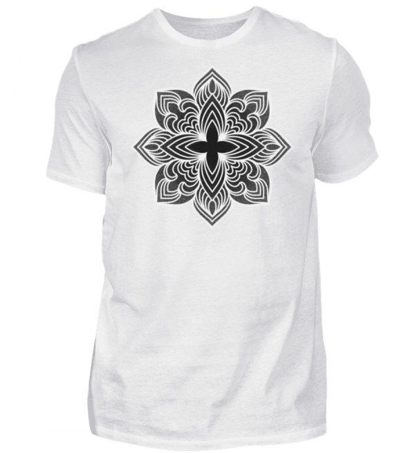 Mandala Collection by Woxtattoo - Dots - Herren Premiumshirt-3
