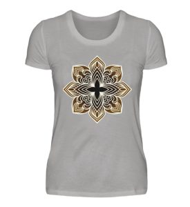 Mandala Collection by Woxtattoo - Color - Damen Premiumshirt-2998