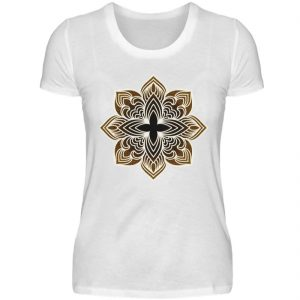 Mandala Collection by Woxtattoo - Color - Damen Premiumshirt-3