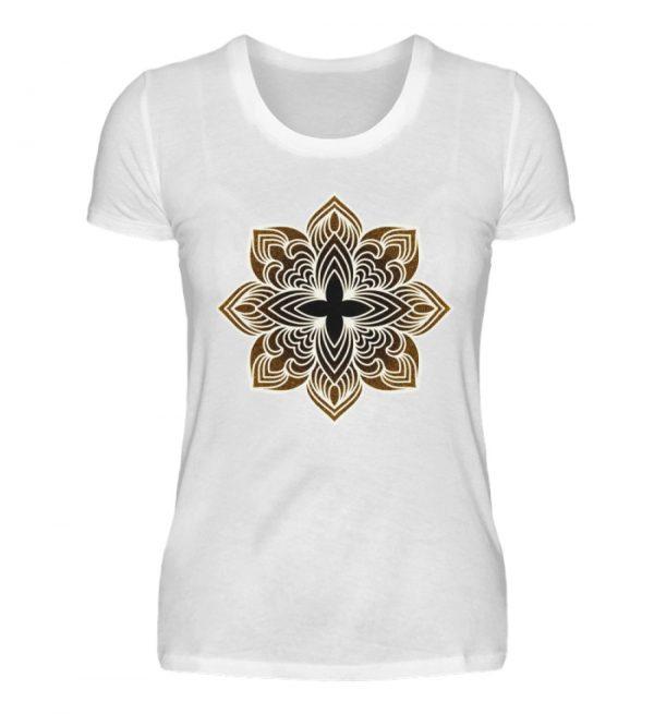 Mandala Collection by Woxtattoo - Color - Damen Premiumshirt-3