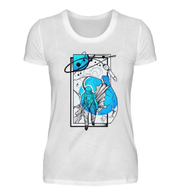 Sketch Collection No2 by Federico - Damen Premiumshirt-3