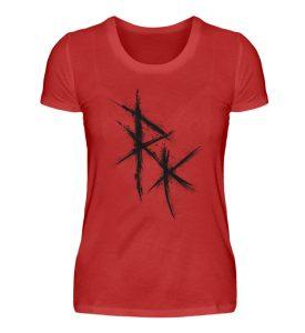 Ray Kiss Artwork - Damen Premiumshirt-4