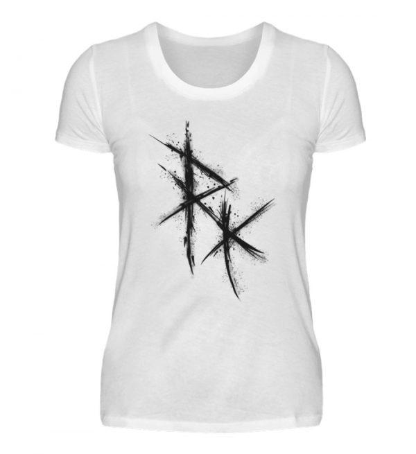Ray Kiss Artwork - Damen Premiumshirt-3