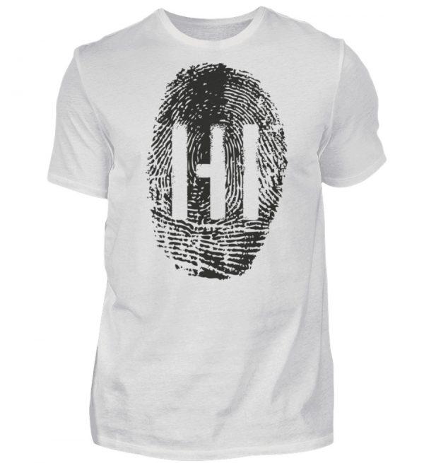 BLACK FINGERPRINT - Herren Premiumshirt-1053