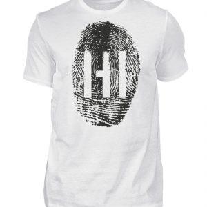 BLACK FINGERPRINT - Herren Premiumshirt-3