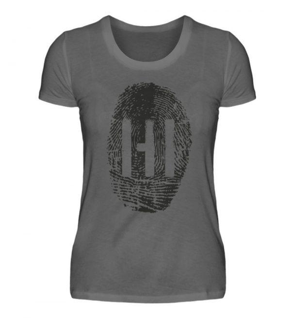BLACK FINGERPRINT - Damen Premiumshirt-627
